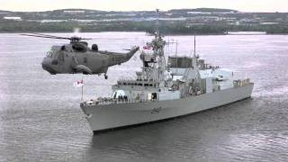 A Tribute to the Sea King