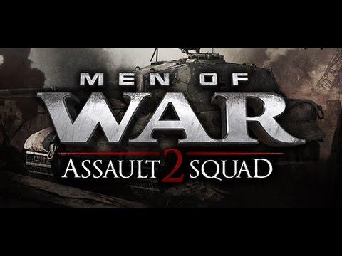 Men of War Assault Squad 2 - USA - 1. rész - Kicsit erős lett