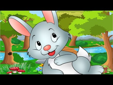 Rabbit And Mouse Story With Music  | Kids Cartoon | Kids Movies | Videos For Kids