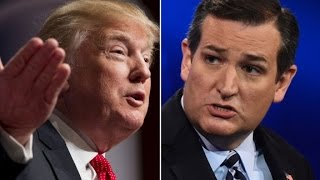 Cruz leads Trump in Iowa poll