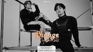 SUPER JUNIOR-D&E (슈퍼주니어-D&E) - 'Change (變花)'…