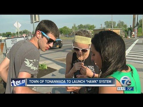 "Town of Tonawanda to Launch ""HAWK"" System"