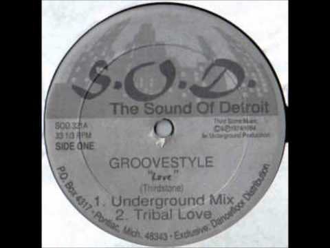 Groovestyle - Love
