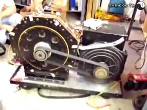 Варианты создания своими руками вечного двигателя, видео