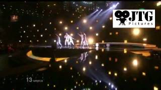 Download Eurovision Song Contest 2010 Final - Greece - Giorgos Alkaios & Friends - OPA MP3 song and Music Video