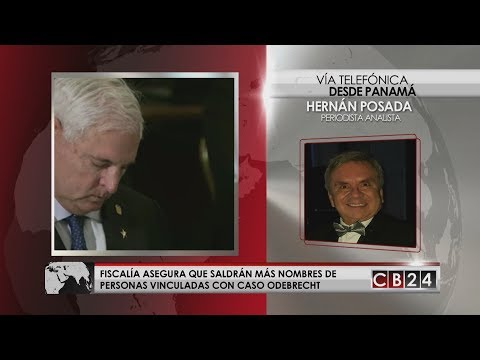 """Analista Posada: """"Panameños están a la expectativa en caso Odebrecht"""""""
