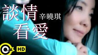 辛曉琪 Winnie Hsin【談情看愛 Talking About Love】Official Music Video