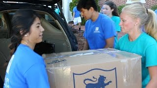 Duke Class of 2020 Move In Day thumbnail