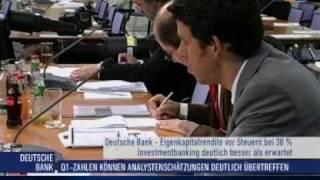 Deutsche Bank: Die Cash Cow namens Investmentbanking