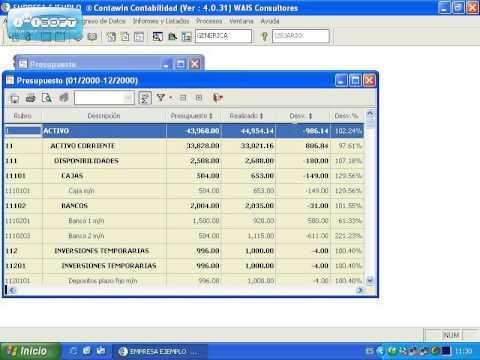 contawin contabilidad central