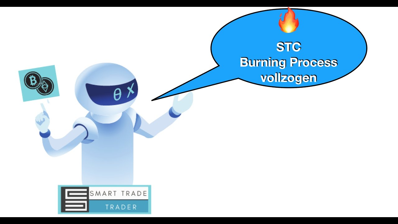 Burning Process bei Smart Trade Coin vollzogen
