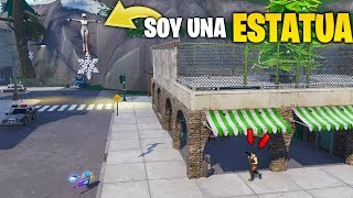 I PASS BY STATE AND TROLLEO PEOPLE!! 😂 - Fortnite