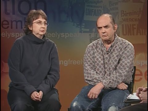 Speaking Freely: Harvey Pekar & Joyce Brabner