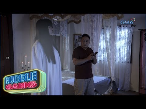 Bubble Gang: Ghost training