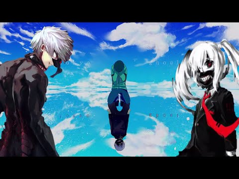 Tokyo Ghoul Unravel - Duet/Remix - (Hatsune Miku & TK) With