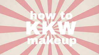 how to kkw makeup without kkw x mario