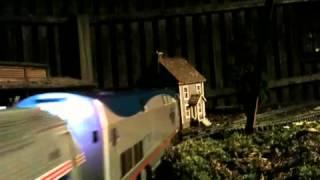 LGB Amtrak video 2