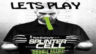 Lets Play Splinter Cell Double Agent Part 1 Iceland