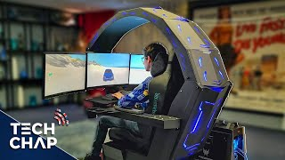 The Most RIDICULOUS Gaming Setup Ever? [Game Of Thronos!] | The Tech Chap