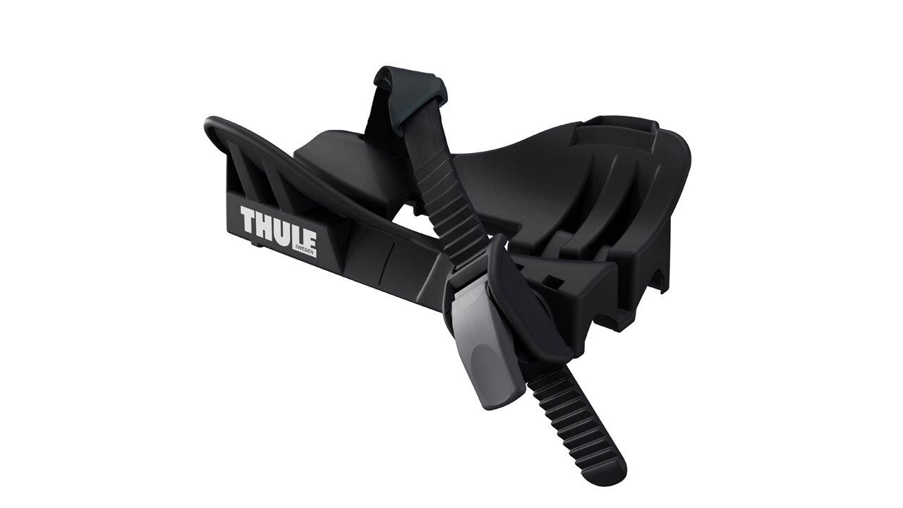 roof bike rack accessories thule proride fat bike adapter 5981