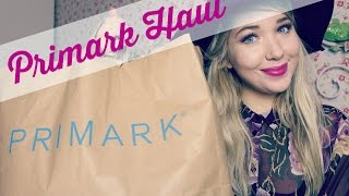 Winter Primark Haul | Away with the Fairies Thumbnail