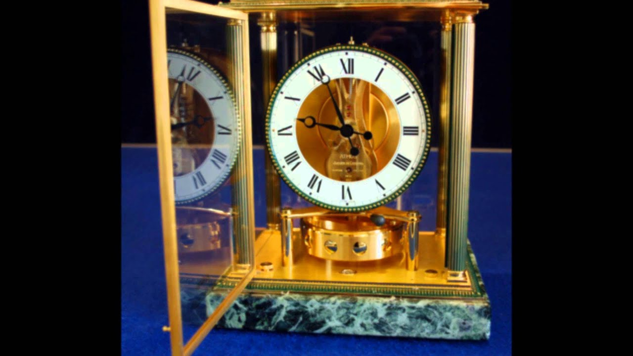 JAEGER-LECOULTRE ATMOS 540 Vendome Clock - For Sale by On-Line Auction ...