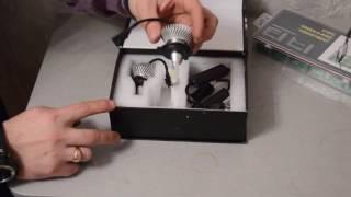 видео лампочки на ниву шевроле светодиодные 2123