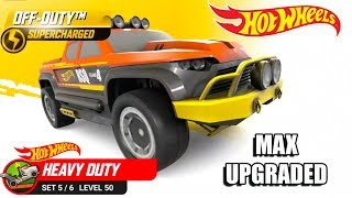 Hot Wheels: Race Off - Off Duty Supercharged Unlocked & Maxed |Android Gameplay | Droidnation