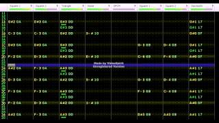 final fantasy xi run maggot run 8 bit vrc6