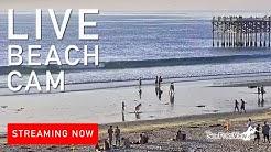 Live Surf Cam: Pacific Beach Pier, California
