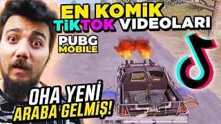 BU ARABA ROKET ATIYOR! PUBG Mobile En Komik TİKTOK Videoları