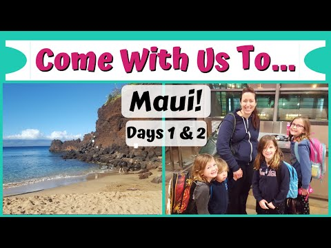come-with-us-to...maui!-days-1-&-2---traveling-&-blackrock-beach