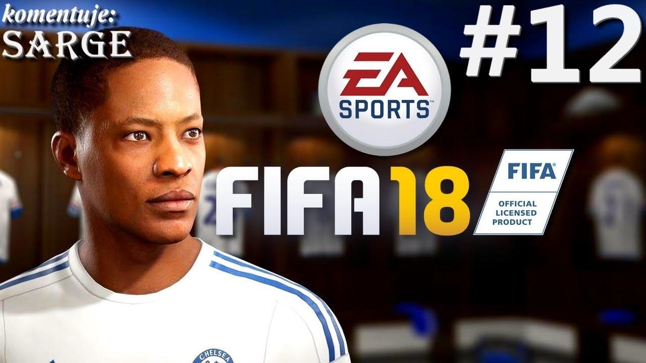 Zagrajmy w FIFA 18 [60 fps] odc. 12 – Półfinał fazy play-off | Droga do sławy
