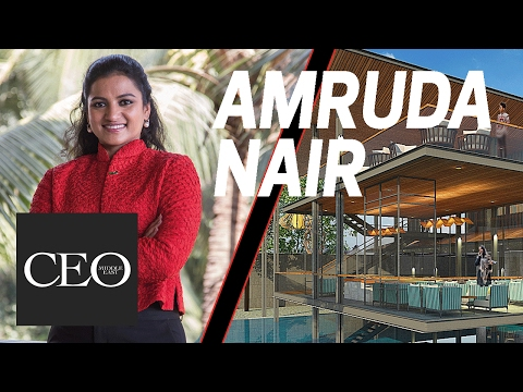 Amruda Nair, CEO of Aiana Hotels, on 'Indian Hospitality'