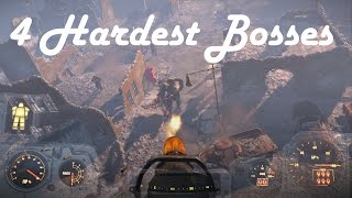 Top 4 Hardest Fallout 4 Bosses First Week of Release