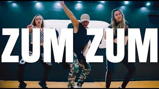 ZUM ZUM - Daddy Yankee - RKM &amp KEN-Y - Arcangel - Coreografia Matias Orellana
