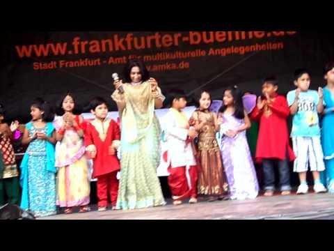 Desh Kultur Verein e.v  Germany multikurelle Frankfurt Museumsuferfest 2011