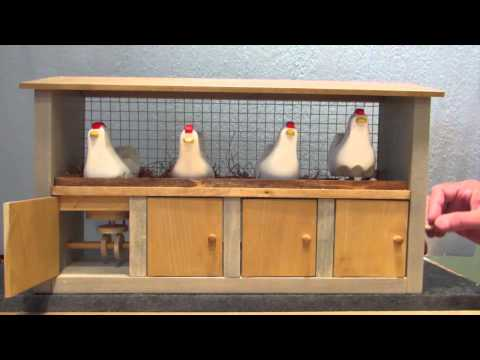 Poultry in Motion Automata