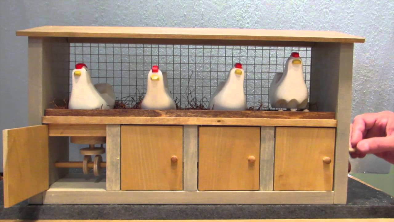 Poultry In Motion Automata Youtube