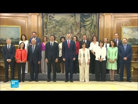 أكبر عدد من النساء في حكومة إسبانية عبر التاريخ  - 17:23-2018 / 6 / 8
