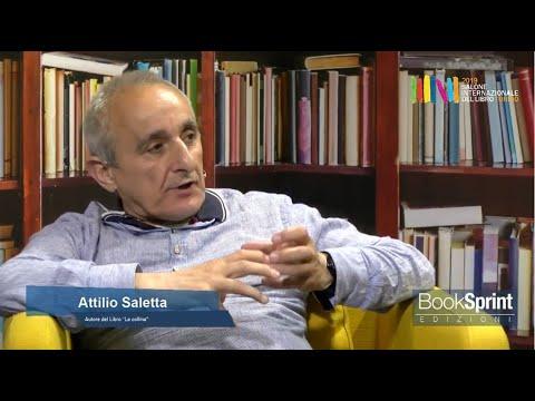 Attilio Saletta Dal Salone Internazionale Del Libro Di Torino 2019 - BookSprint Edizioni