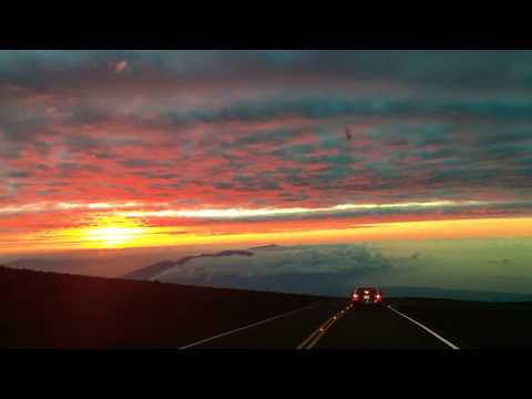 Haleakala sunset | 2017