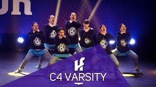 C4 VARSITY | Finalist - Hit The Floor Toronto #HTF2017