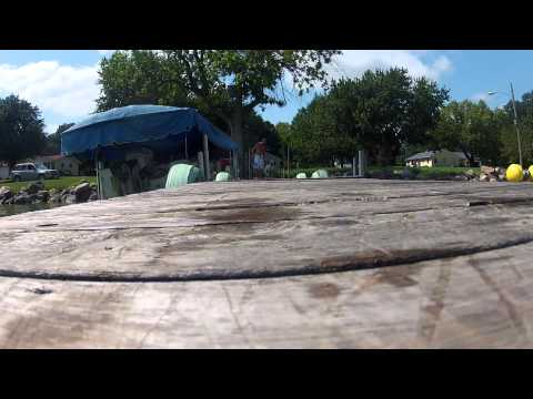 Five Island Lake Emmetsburg, Iowa Summer 2012 GoPro Camera