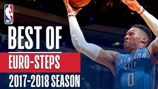 Best of Euro-Steps | 2018 NBA Season