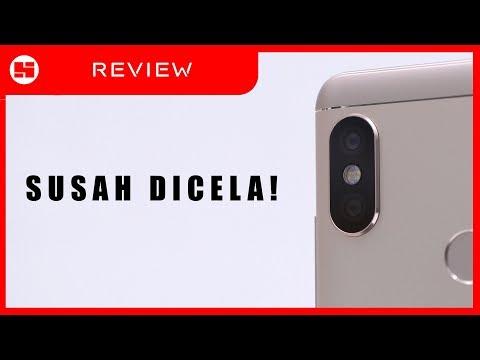 LEBIH BAGUS DARI HAPE SETRIKA? // Review Xiaomi Redmi Note 5