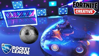 ROCKET LEAGUE W FORTNITE !