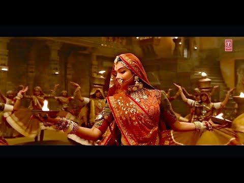 Deewani Mastani |  Bajirao Mastani | With Ghoomar | Padmavati | Video