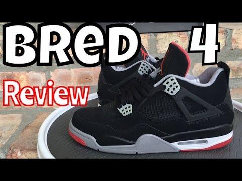 detailed look 54ca4 582f8 Air Jordan 4 Retro
