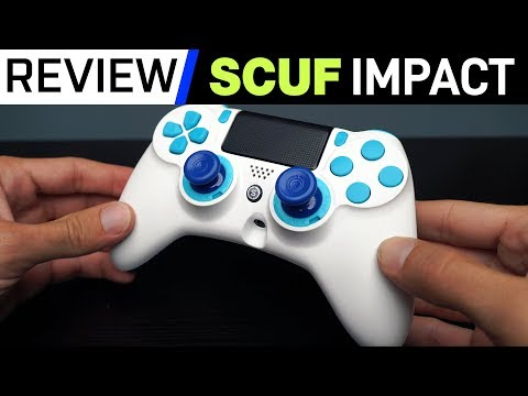 SCUF IMPACT PS4 Custom Controller | Honest Review